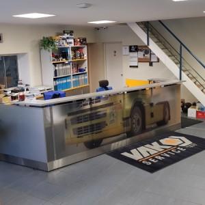 VAK Service office 1