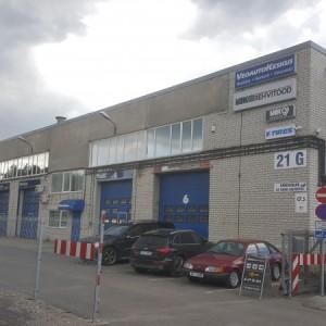VAK Service-Tallinn Tähetorni 21g